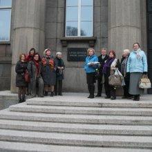 muzeja brīvprātīgie ministru kabinetā