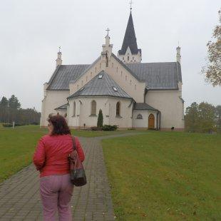 Jaunpiebalgas baznīca